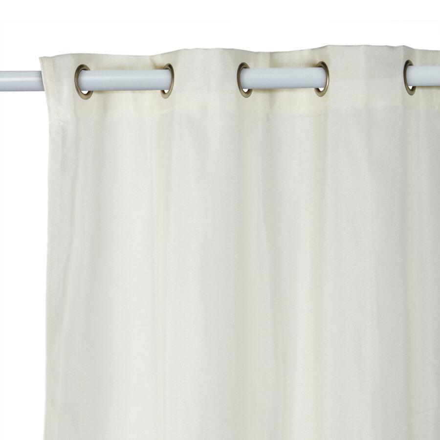 Suffolk Linen Eyelet Curtains 1