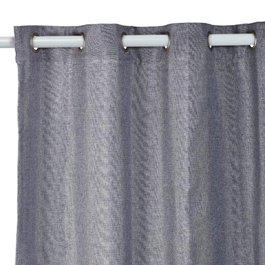 Suffolk Linen Eyelet Curtains 2