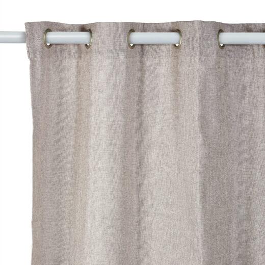 Suffolk Linen Eyelet Curtains 4