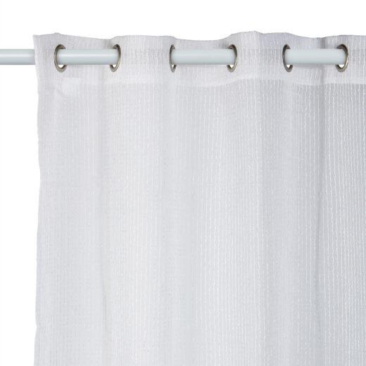 Sheer Eyelet Curtains 1