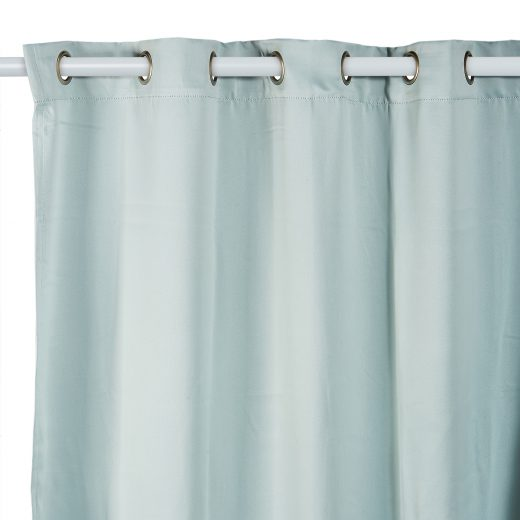 Woven Block out Eyelet Curtains 4