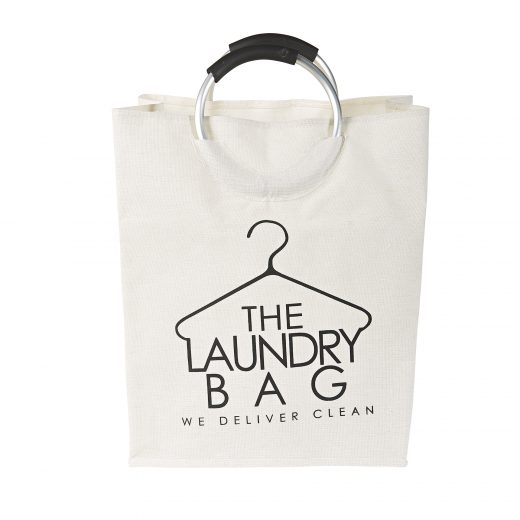 Laundry Bag with Metal Handles 2