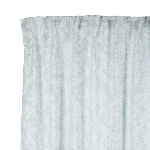 Damask Taped Curtain 3