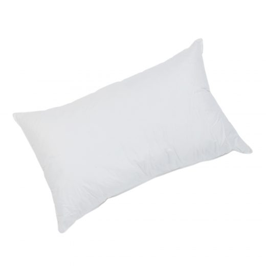 100% Cotton Downproof Feather and Down Pillow 1