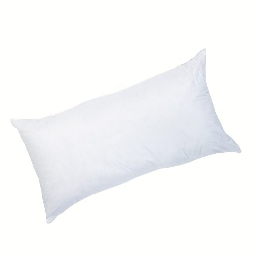 100% Cotton Downproof 85/15 Feather & Down Pillow Available in Standard & King 3