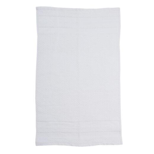 100% Cotton Lateral Stripe Woven Bathmat 3