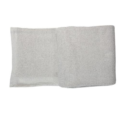 100% Cotton Woven Blanket Medium 3