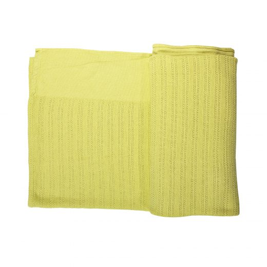 100% Cotton Woven Blanket Large 2