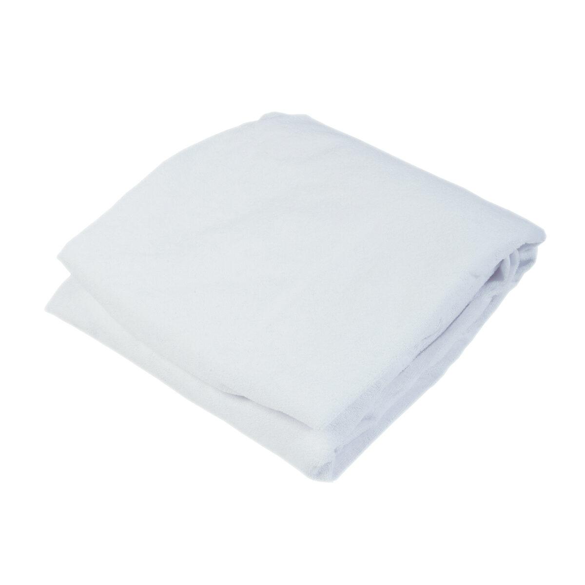 Waterproof Mattress Protectors - White 1