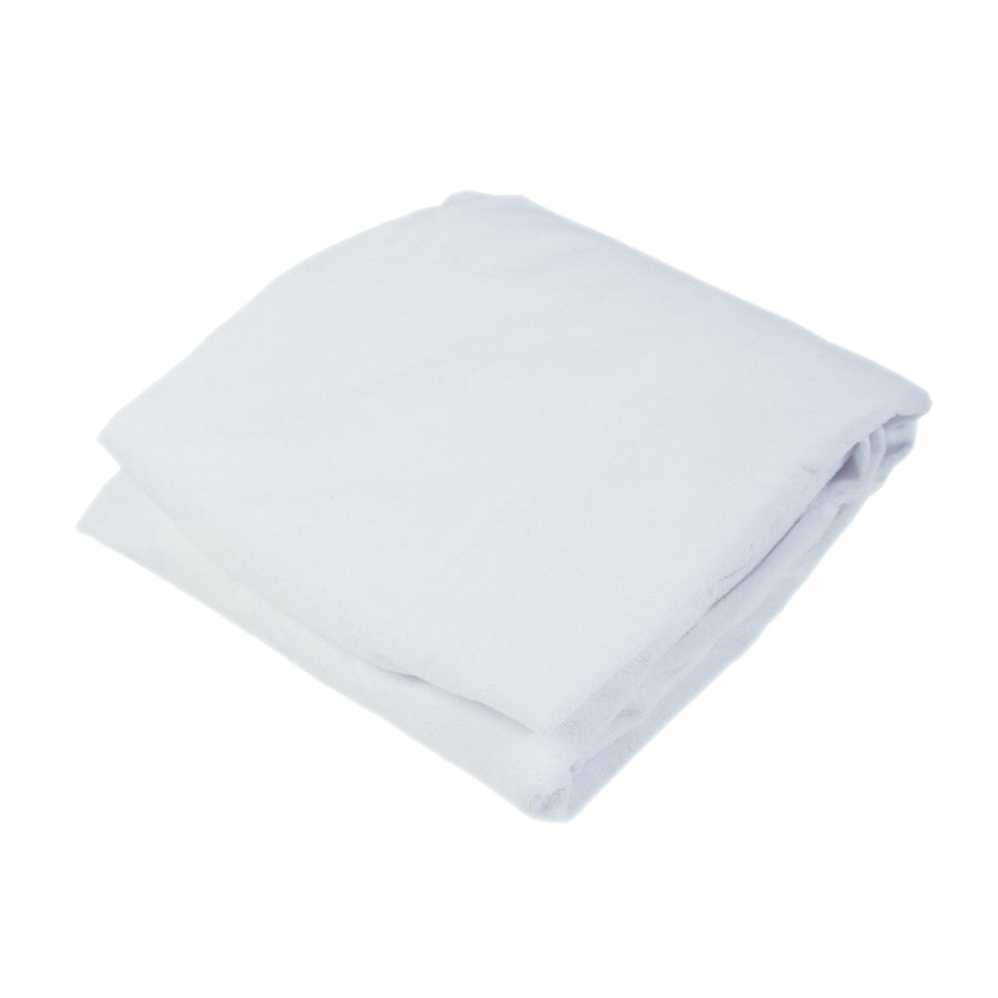 Quilted Mattress Protectors - white 1