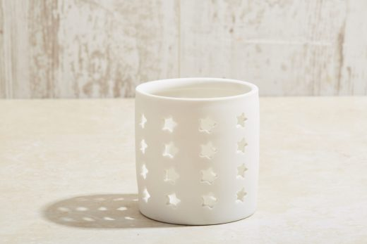 Porcelain Tea Light Holders 6