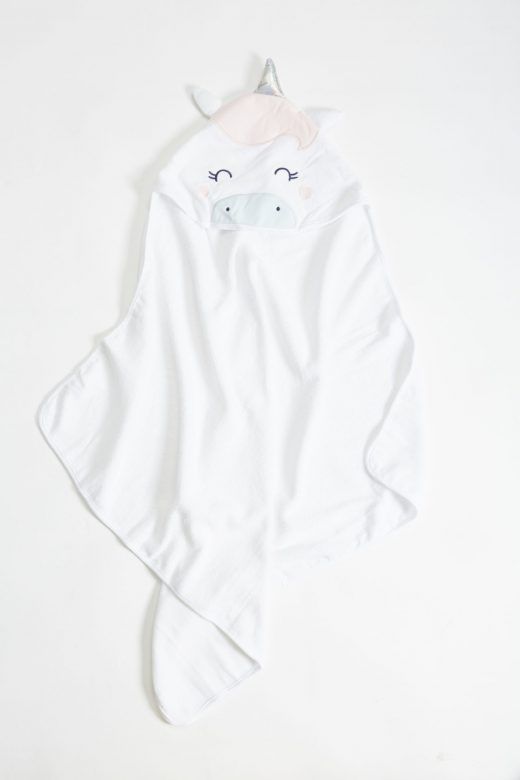 Hooded Unicorn Towel 2