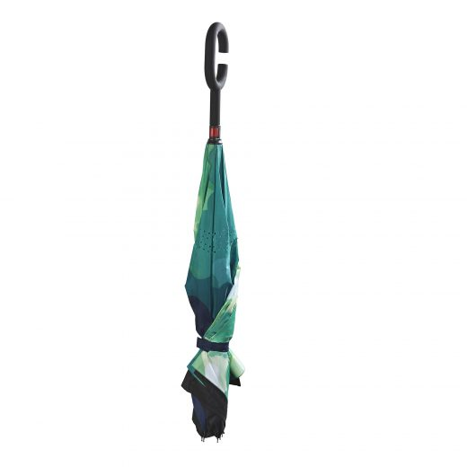 Green Splash Umbrella 2
