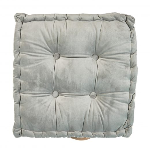 Square Velvet Seat Pads 1
