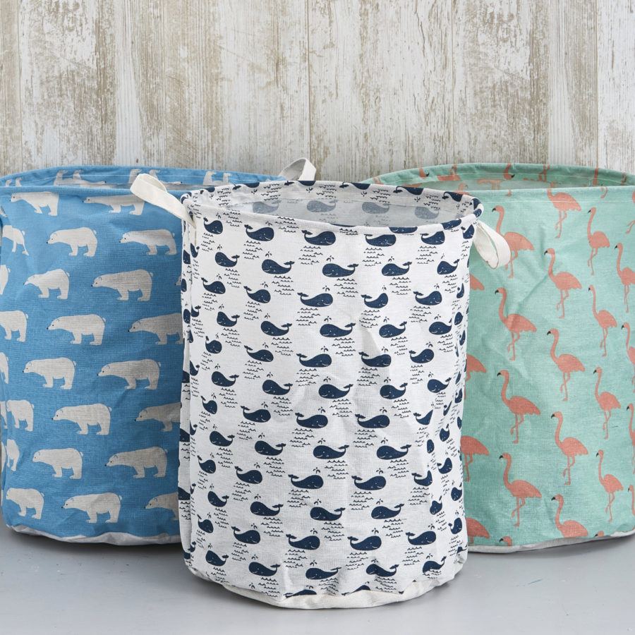 Kids Laundry Bags 1