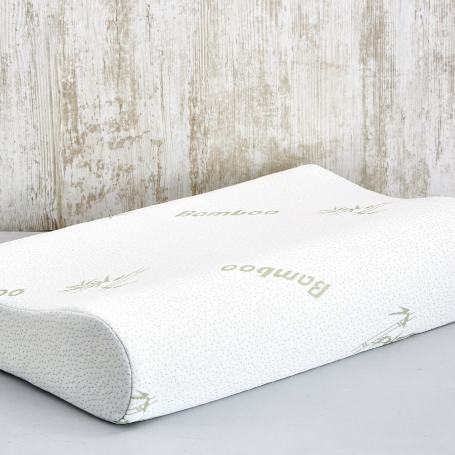 Contour Memory Foam Pillow 1