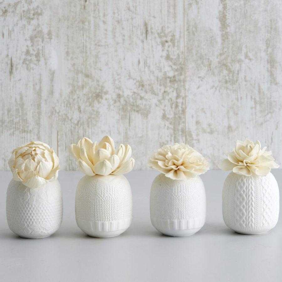 Porcelain Flower Diffusers 1