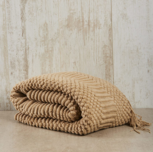 Super Soft Throw with Fringe Detail 3